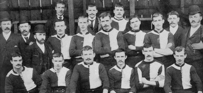 Newton Heath 1878